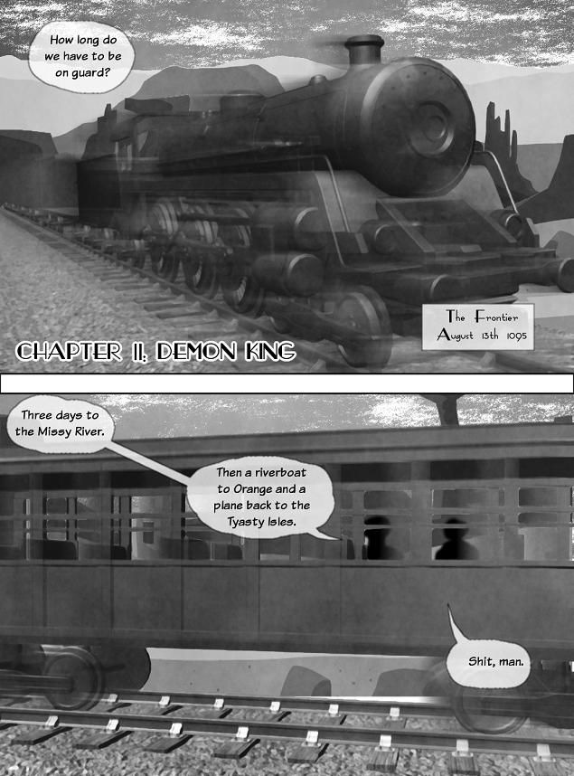 0256: Train Ride